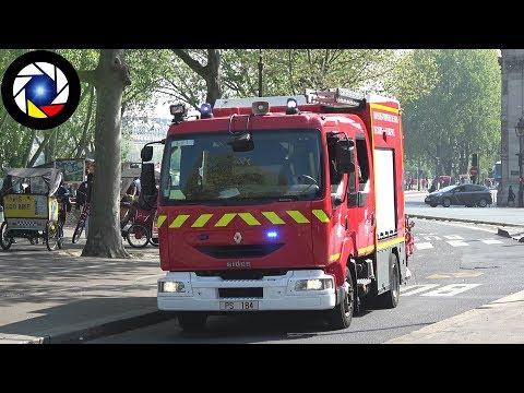 BSPP PS 184 // Paris Fire Brigade Rescue