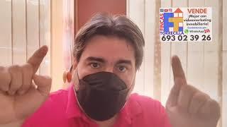 Se busca piso en alquiler para FUNCIONARIO y dos años en Miranda de Ebro. VER VÍDEO.