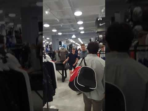 Sport Direct Oxford Street London May 2018