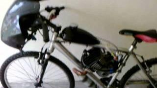 basikal  rxz racing