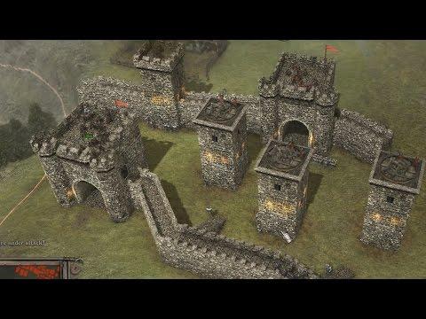 Stronghold 3 Gold - 1v1 UNDER SIEGE | Multiplayer Gameplay