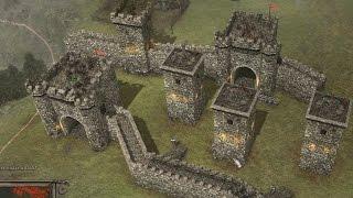 Stronghold 3 Gold - 1v1 UNDER SIEGE Multiplayer Gameplay
