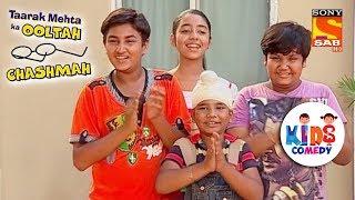 Tapu Sena Plays A New Game   Tapu Sena Special   Taarak Mehta Ka Ooltah Chashmah