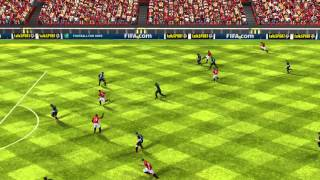 FIFA 13 iPhone/iPad - Manchester Utd vs. Inter