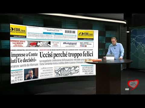 I giornali in edicola - la rassegna stampa 01/10/2020