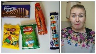 Smaki z Irlandii #2: Słodycze i nie tylko