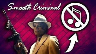 Michael Jackson | SMOOTH CRIMINAL | Without Music Short