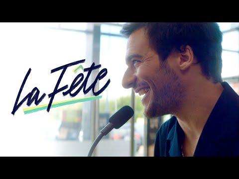 Смотреть клип Amir - La Fête