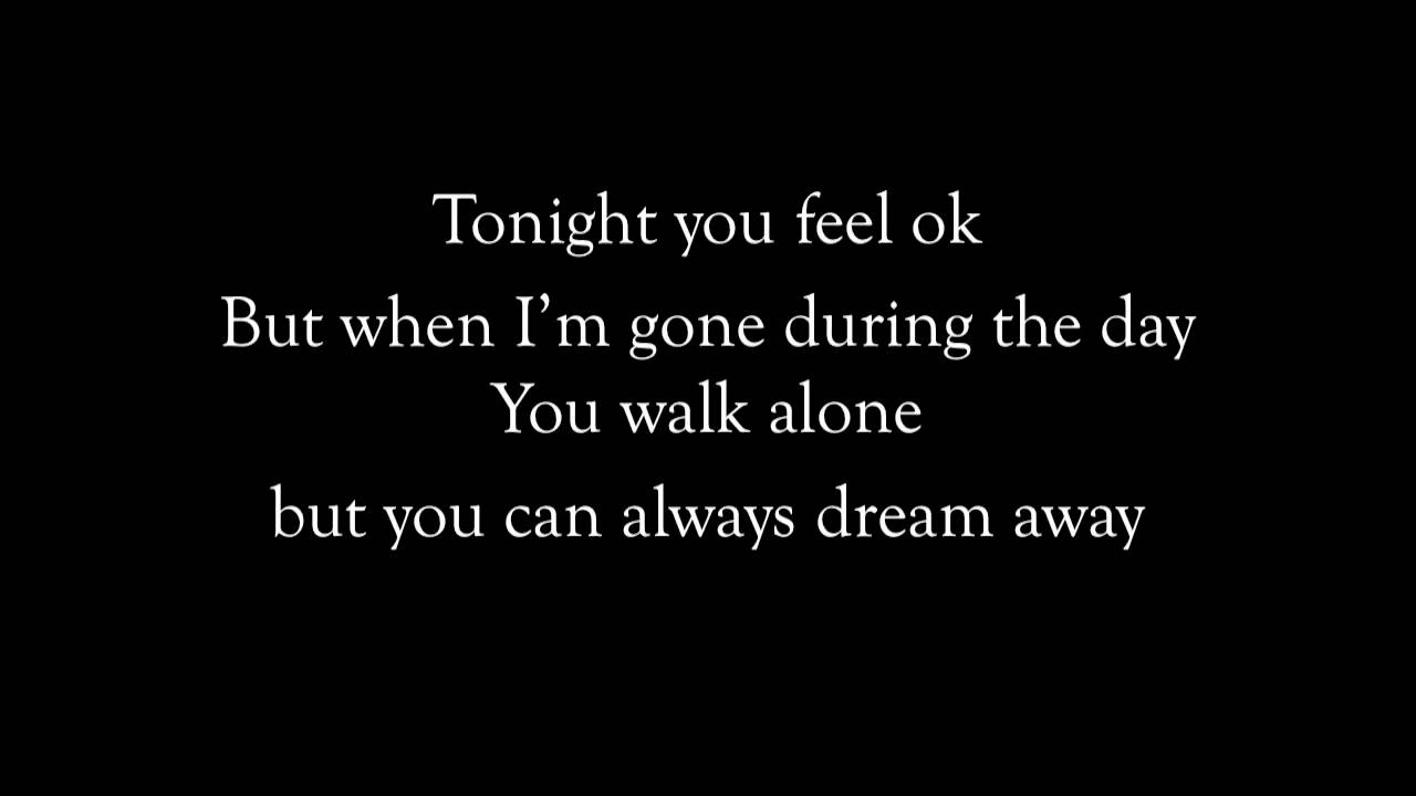 Nomy - A Dream For The Weaker w/lyrics - YouTube