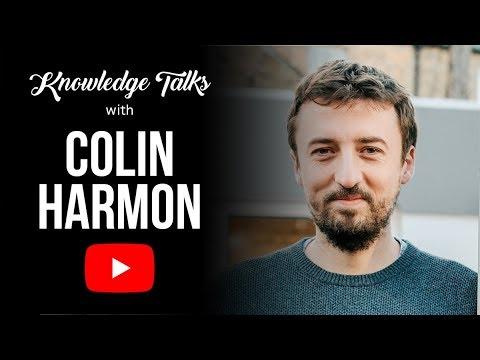 Knowledge Talks with Colin Harmon