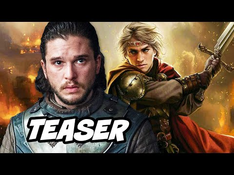 Game Of Thrones Targaryen Prequel Trailer - Aegon Conquest Series Breakdown