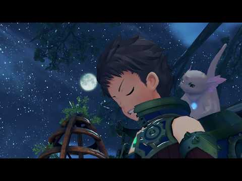 Xenoblade Chronicles 2 Cutscene 025 - Too Heavy! - ENGLISH
