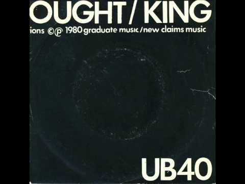 UB40 - Food for Thought/King