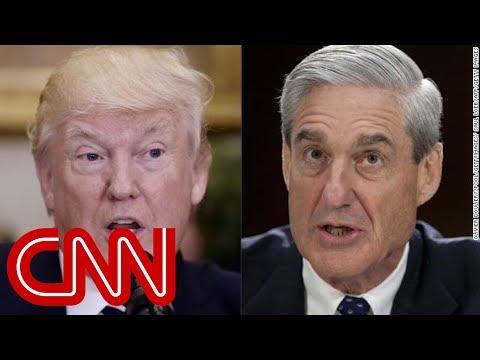 Trump team expects Mueller interview request