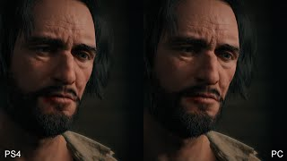 Assassins Creed Unity: PS4 vs PC Comparison