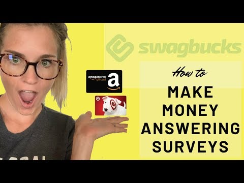 IS IT A SCAM? MAKE MONEY ON SWAGBUCKS