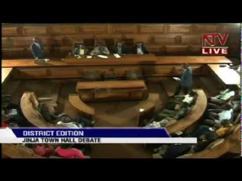 NTV District Edition: JInja Town Hall Debate