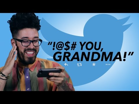 Thumbnail: People Read Their Old Embarrassing Tweets
