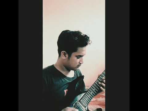 Download Periphery - Luck as Constant guitar cover ( Misha Mansoor version lead 1 )