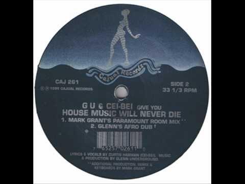 House Music Will Never Die (Glenn's Afro Dub)