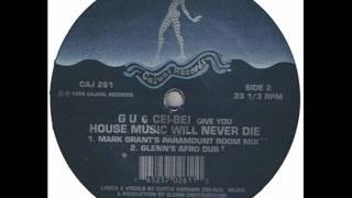 House Music Will Never Die (Glenn