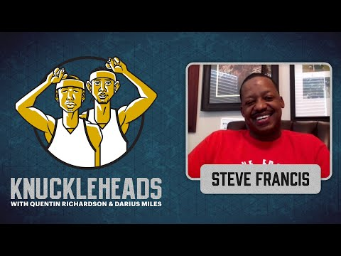 Steve Francis Joins Q and D | Knuckleheads S5: E9 | The Players' Tribune