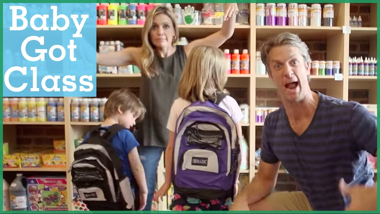 Baby Got Class A Back To School Parody The Holderness Family