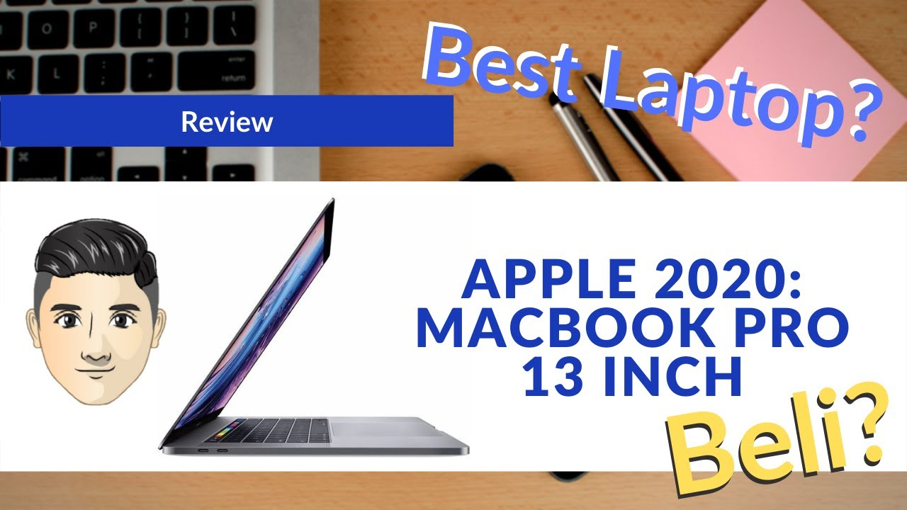 MacBook Pro 13 Inchi Review! First View! Mantap! | 2021 ...