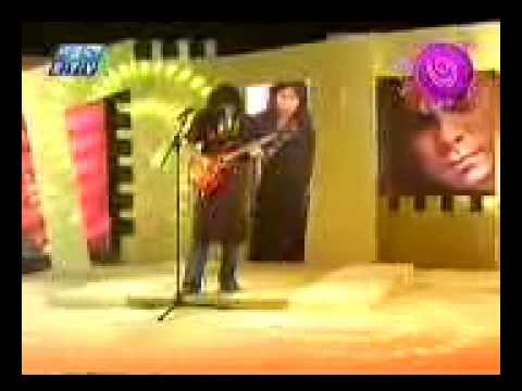 Alvida James on ETV