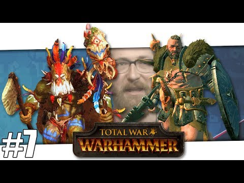 SWEARING TOM! - Warhammer Total War Versus Campaign - Part #7