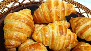 Maravilhoso Croissant Francês