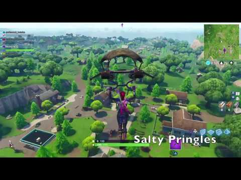 ALL 7 GNOME LOCATIONS FORTNITE BATTLE ROYALE - Week 7 Challenge