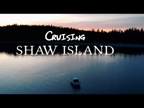 Boating in the San Juan Islands | Around Shaw Island