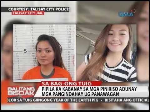 Balitang Bisdak: Mga Dalaw sa Talisay City Jail Nangindahay Alang sa Bag-ong Tuig