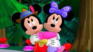 Клуб Микки Мауса - Сказка Гуфи. Часть 1 - Мультфильм Disney Узнавайка   Сезон 5, Серия 9