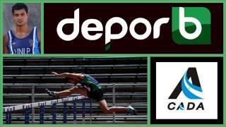 Agustín Carrera, Atleta argetino con record en 110 metros con vallas.