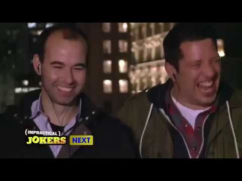 Impractical jokers funny presentation  understand opposite sex with Joe gatto