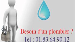 Plombier St Prix 95390 Au 01.83.64.90.12