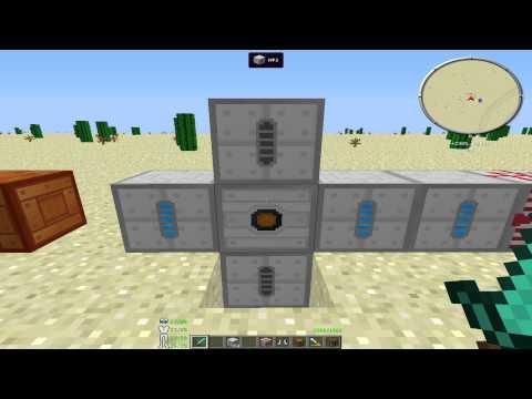 Как сделать электролизованную воду в ic2