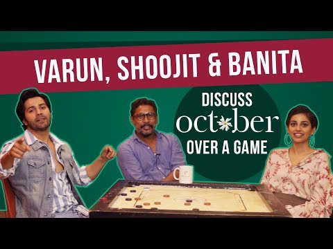 Varun Dhawan reveals he feared Shoojit Sircar will throw him out of October | Bollywood | Pinkvilla