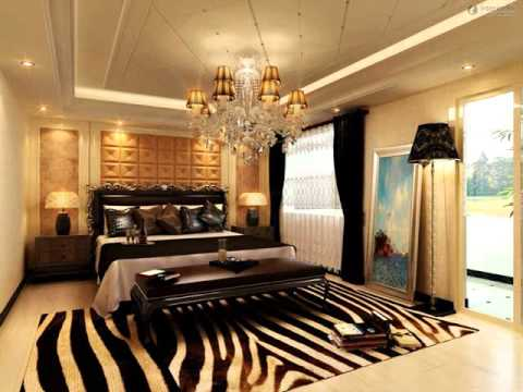 Luxury master bedroom design decorating picuture ideas youtube - Awesome home interiors decorations in modern setting ...