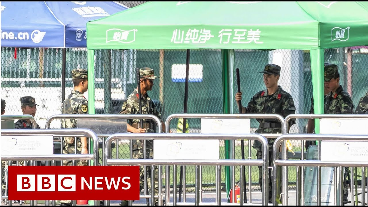 BBC News:Hong Kong: British consulate staffer 'detained at China border' - BBC News