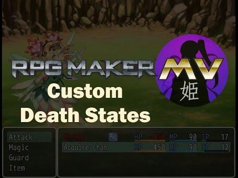 Custom Death States – 姫HimeWorks
