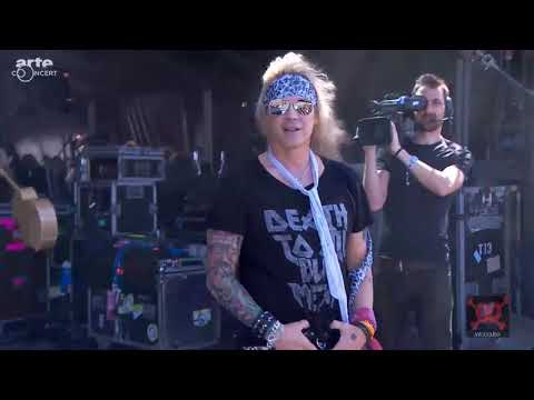 Steel Panther Live Full Concert 2018