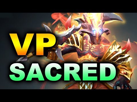 VP vs SACRED - CIS vs PERU + DeMoN - SUMMIT 8 Minor DOTA 2