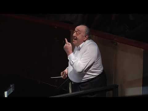 Nello Santi prova La traviata