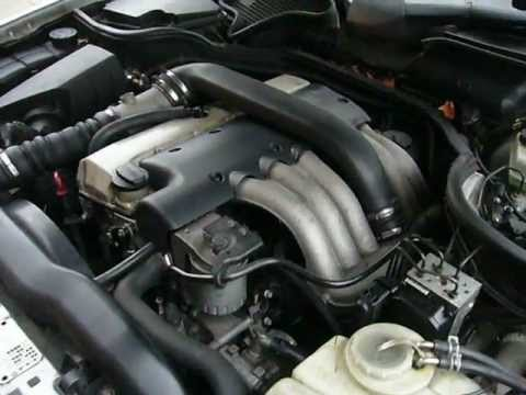 Mercedes E290 W210 Turbo Diesel 129 Ps Youtube