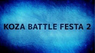 2013.12.28 KOZA BATTLE FESTA 2 琉球ドラゴンレスラー SPインタビュー