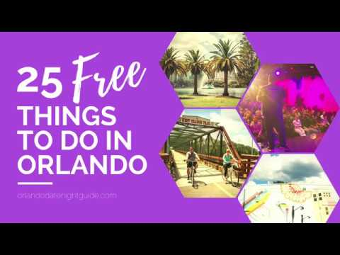 75 Free Things to do in Orlando - Orlando Date Night Guide