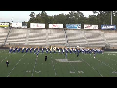 Chapel Hill Marching Contest 2017